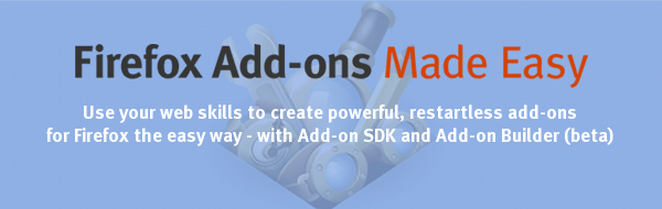 Add-on Builder Beta and Add-on SDK are here!