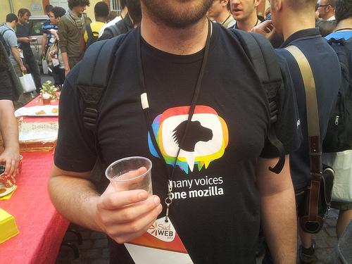 Mozilla at SudWeb