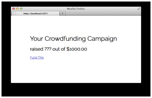 Crowdfunding Homepage 1