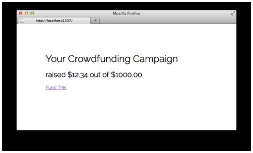 Crowdfunding Homepage 2