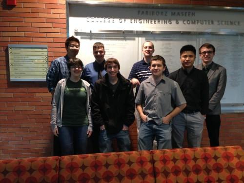 Portland State University Firefox OS Capstone Team