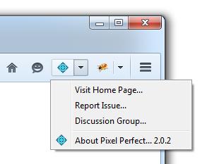 PixelPerfect Start Button
