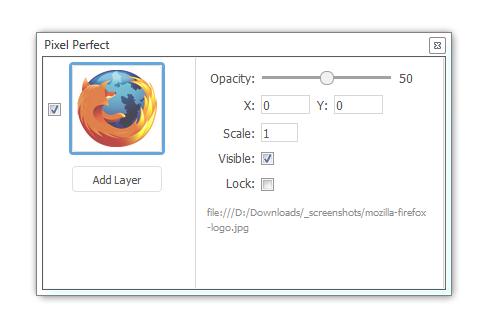 PixelPerfect UI