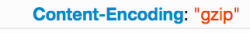 Content Encoding