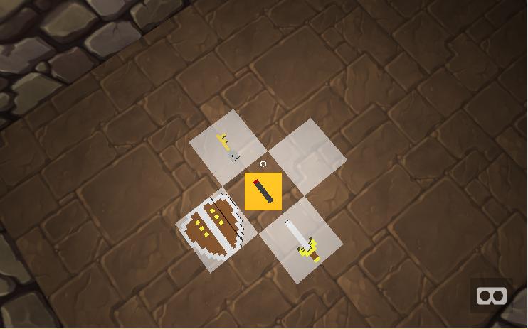 Cardboard Dungeon Inventory