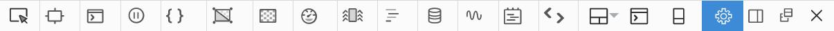 Devtools tab icons in Firefox 49