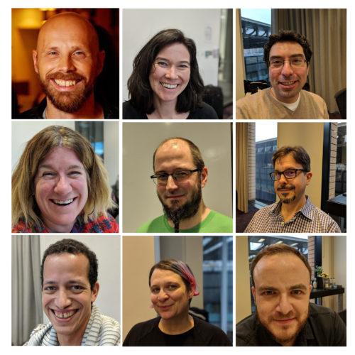 MDN Advisory Board members