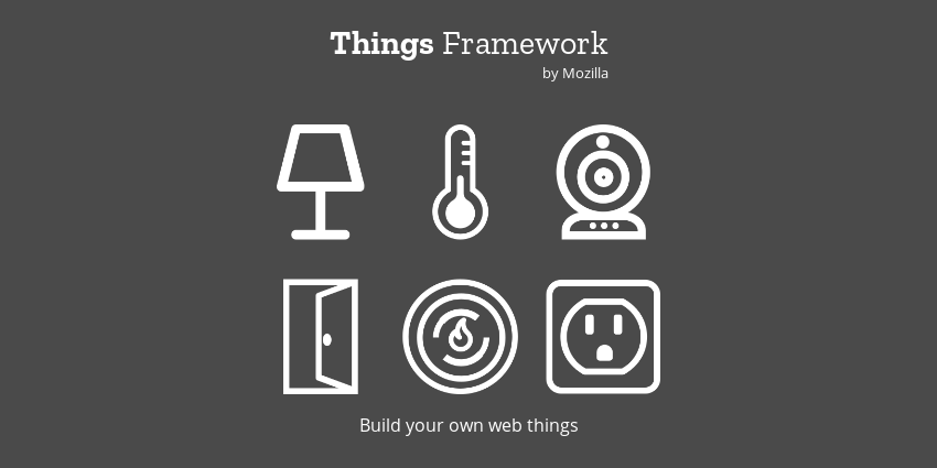 Creating Web Things with Python, Node js, and Java - Mozilla