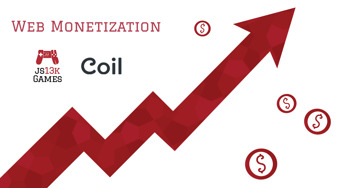 js13kGames Web Monetization with Coil