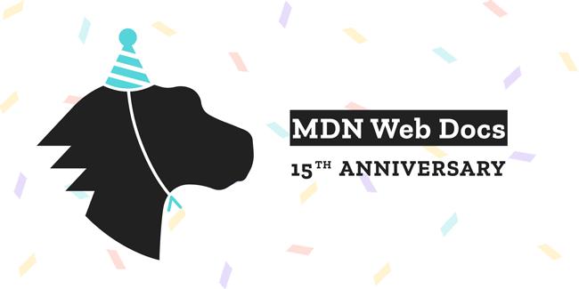 MDN Web Docs: 15 years young - Mozilla Hacks - the Web developer blog