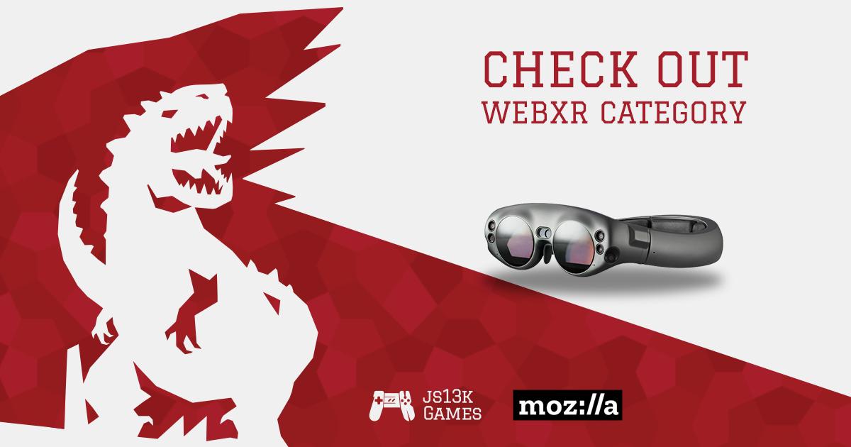 js13kGames 2020 WebXR