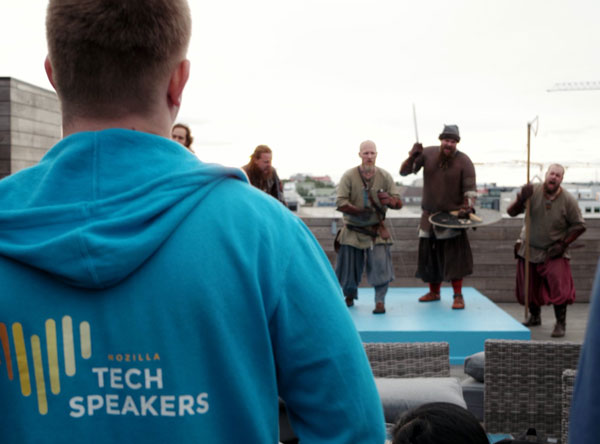 Mozilla Tech Speakers: JSConf Iceland