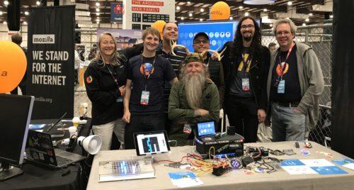 Mozilla IoT team